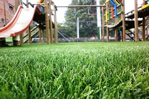 DECORATIVE ARTIFICIAL GRASS